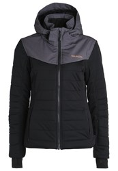 Brunotti Jaciano Ski Jacket Dark Grey Melee Black