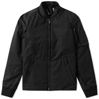 Acronym J50 S High Density Gabardine Climashield Bomber Jacket Black