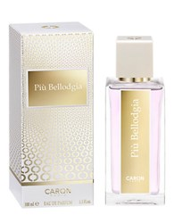 Caron Piu Bellodgia Eau De Parfum 3.4 Oz. No Color