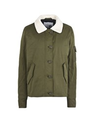 8 Coats And Jackets Jackets Military Green
