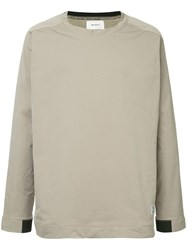 Makavelic Freedom Sweatshirt Nude And Neutrals