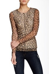 Weston Wear Long Sleeve Blouse Multi