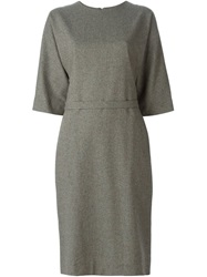 Stephan Schneider 'Tournament' Dress Brown