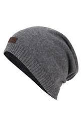 Men's True Religion Brand Jeans Slouchy Knit Cap Grey Factory Grey