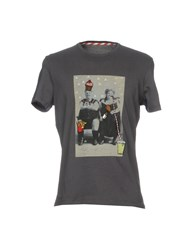 Malph T Shirts Grey