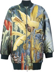 Adam By Adam Lippes Bomber Jacket Multicolour