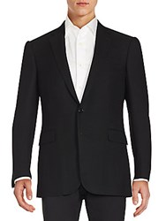 Ralph Lauren Long Sleeve Cashmere Jacket Black