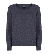 Harrods Of London Cashmere Scoop Neck Sweater Female