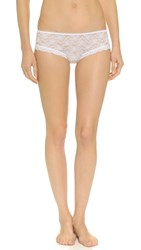 Free People Lace Hipster White