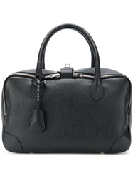 Golden Goose Deluxe Brand Equipage Tote Leather Black