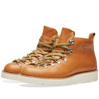 Fracap M120 Cristy Vibram Sole Scarponcino Boot Brown
