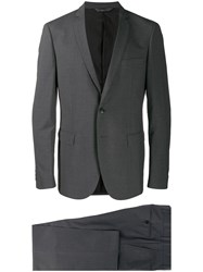 Tonello Tailored Two Piece Suit Grey