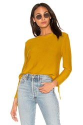 Heartloom Isla Sweater Mustard
