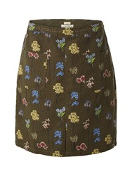 White Stuff Bluebell Skirt Green