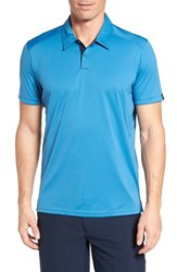 Oakley Divisional Polo Shirt California Blue