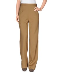 Dsquared2 Trousers Casual Trousers Women Camel