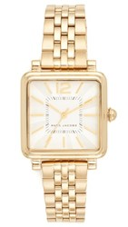 Marc Jacobs Vic Watch Yellow Gold