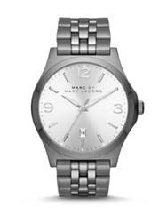 Marc By Marc Jacobs Danny Stainless Steel Watch Silver