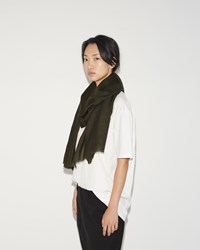 Hope Big Scarf Khaki Green