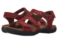 Cobb Hill Revsoothe Red Women's Sandals