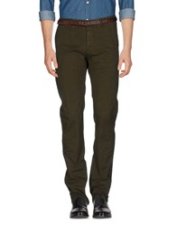 Scotch And Soda Casual Pants Military Green