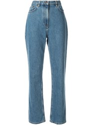 The Row Charlee Jeans Blue