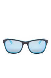 Sperry Women's Long Beach Sunglasses Blue