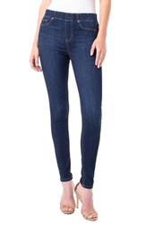 Liverpool Chloe Pull On Skinny Jeans Griffith Super Dark