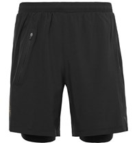 2Xu Xtrm Trail 2 In 1 Shell Shorts Black