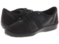 Arcopedico Leta Black Women's Lace Up Casual Shoes