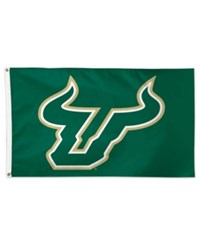Wincraft South Florida Bulls Deluxe Flag Green