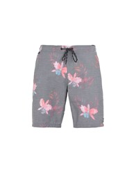 Reef Beach Shorts And Pants Grey