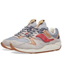 Saucony Grid 9000 'Liberty' Grey