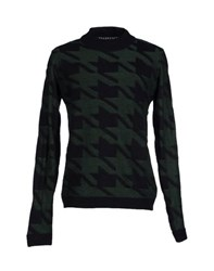 Anerkjendt Knitwear Jumpers Men Dark Green