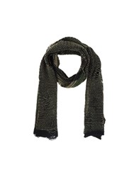 Diesel Accessories Oblong Scarves