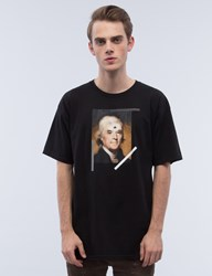 Black Scale Jefferson's Eye S S T Shirt