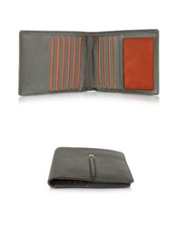 Giorgio Fedon Web Collection Dark Brown Small Men's Wallet