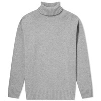 Harmony Windy Roll Neck Knit Grey