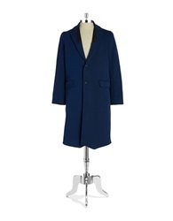 Carlos Campos Two Button Jacket Blue