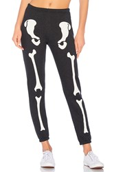 Wildfox Couture Inside Out Sweatpants Black