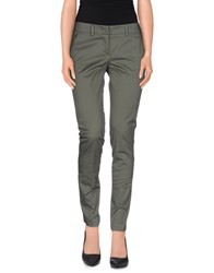 Hope Collection Trousers Casual Trousers Women Military Green