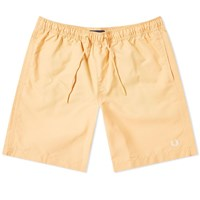 Fred Perry Authentic Technical Swim Short Orange