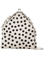 Ca And Lou Muse Shoulder Bag White