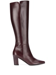 Michel Vivien Sant Boots Purple