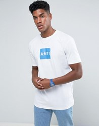 Antioch Gloss Anti Print T Shirt White