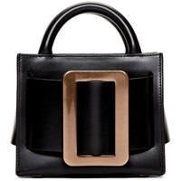 Boyy Black And Copper Bobby 16 Shoulder Bag
