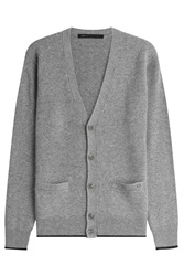 Marc By Marc Jacobs Cashmere Cardigan Grey