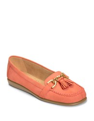 Aerosoles Super Soft Flats Coral
