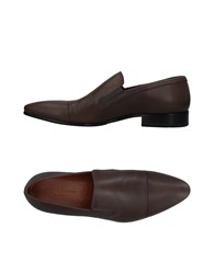 Alberto Guardiani Loafers Dark Brown