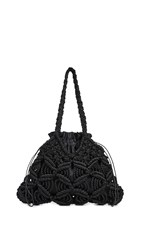 Kayu Harper Shoulder Bag Black